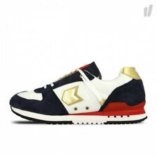 HUMMEL MARATHON RACER PEACOT * NAVY / WHITE / RED * 65312 7666 * UK 11