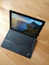 "Lenovo ThinkPad x1 Tablet 12"" FHD+ Touchscreen m5-6Y57 1.1GHz 8GB 256SSD"