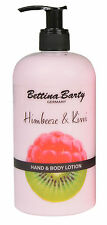 Bettina Barty Himbeere & Kiwi  Hand & Bodylotion  500 ml