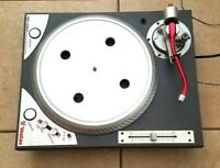 Vestax PDX-a2MK2 DJ Turntable Record Player Gray Made In Japan