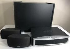 BOSE AV3-2-1II Media Center System & PS3-2-1 II Subwoofer Speakers Receiver