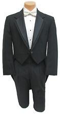 Men's Oscar de la Renta Tuxedo Tailcoat Tails Fancy Dress Halloween Costume 42S