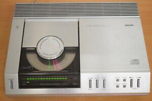 Seltenes Angeboten Sammlerstück: Philips CD-100 erste CD-Spieler!! Funktioniert!