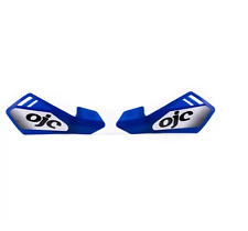 OJC COPPIA PARAMANI HANDGUARDS ARROW UNIVERSALI BLU BLUE BETA
