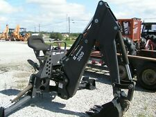 Brandco 3509 Backhoe Attachment New Never Used 3 Point Hookup