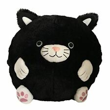 Cozy Time Giant Handwarmer - Black Cat