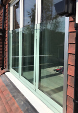 1100mm High Framless Juliet Balcony Up to 3000mm Quick easy install