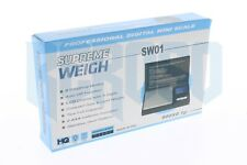 Supreme Weigh SW01 600g Digital Pocket Scale 0.1g AAA batteries included