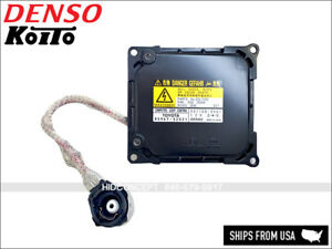 100% Origina Denso KOITO D4S D4R HID BALLAST DDLT-003 Japan 12V for TOYOTA LEXUS