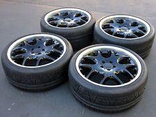 20 Brabus Monoblock V black Mercedes wheels S500 AMG S55 S65 oem S550 CL500 CL65