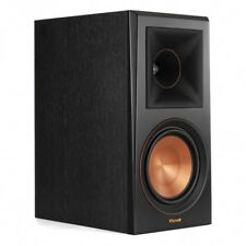 COPPIA DIFFUSORI DA SUPPORTO KLIPSCH RP-600M EBONY CASSE SPEAKERS ALTOPARLANTI