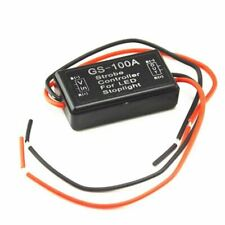Universal Strobe Controller Brake Light Flasher Module Flashing High Level Third