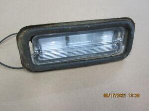 NOS 1965 1966 OLDSMOBILE DELTA 88 BACK UP LAMP Light RH 5956164 on lens