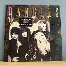 THE BANGLES Everything -1988 UK vinyl LP + INNER +  POSTER EXCELLENT CONDITION C
