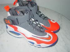 2012 Nike Air Griffey Max 1 Total Crimson/Hyper Blue Training Shoes Size 6.5Y
