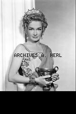 Nina Foch portrait photo photo - PRICE PER PHOTO