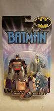 2002 TECH SUIT BATMAN & TWO-FACE FIGURE SET