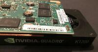 NVidia Quadro K1200 Graphics Card - 4GB 128-bit GDDR5 PCI Express 2.0