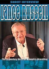 Lance Russell Shoot Interview Wrestling DVD USWA NWA