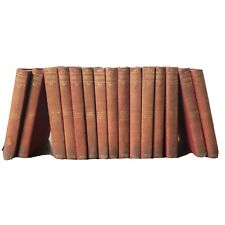 Shakespeare Plays 1897 Doubleday Cloth Bindings Lot of 15