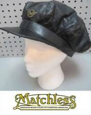 MATCHLESS LONDON Womens Cap Hat MARLON BRANDO Collection Size 58 BNWT Italy