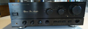 Pioneer A-757 Reference Stereo Integrated Amplifier bester Zustand + Anleitung