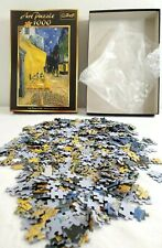 Cafe Terrace by Night Vincent Van Gogh Jigsaw 1000 Piece Puzzle 10290