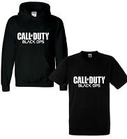 Call Of Duty Black Ops IIII Hoody T Shirt PC COD 4 PS4 Xbox Gamer Kids Boys Girl
