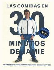 Las comidas en 30 minutos (Spanish Edition)