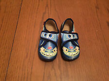 Elefanten Baby-Schuhe mit Klettverschluss für Jungen