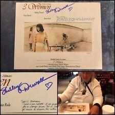GFA 3 Women Movie * SHELLEY DUVALL * Signed 11x14 Photo EXACT PROOF S3 COA