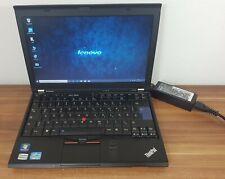 Business Notebook Lenovo X220 i5 4GB 320GB Wlan Fingerprint BT 6h Akku NEUWERTIG