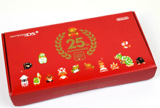 DSi Special Edition Mario Bros 25th Anniversary Japan Excellent