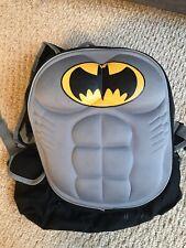 Dc Comics Batman superhero kids backpack 2 compartments