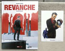 Revanche EO 2012 + Rare ex-Libris n/60&s Neuf Chayzy Pothier