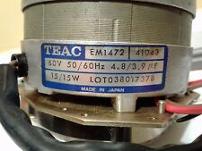 For Teac A-2300S,A-2300SD,A-2300SR , Reel Motor Assembly