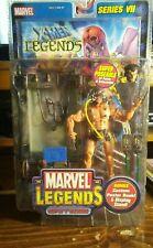 Weapon X Wolverine Marvel Legends Series 7 Figure Comic Toybiz New NIB