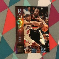 Jermaine O'neal #R20 Blazers Rookie RC Members Only 1996-97 Topps Stadium Club
