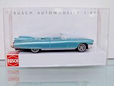 Busch 45119 - H0 1:87 - Cadillac Eldorado '59 »Metallica« Turquoise -