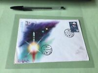 Russia Cosmonaut space  stamps cover Ref 51350