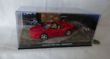 1:43 - James Bond coche modelo Collection-Ferrari F 355 GTS