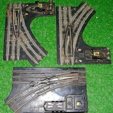 Vintage Lionel O27 Gauge Train Track Lot (3) Remote Control Switches No 1122