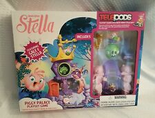 Angry Birds Stella Telepods Piggy Palace Playset Game [Stella & Gale]