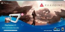 PlayStation VR Aim Controller + Farpoint Bundle - PSVR for PS4 + PS4 Pro -  New
