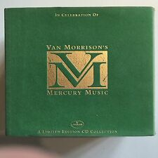 VAN MORRISON Mercury Music promo-only 6xCD Box 1988 US LIMITED EDITION RARE!!!