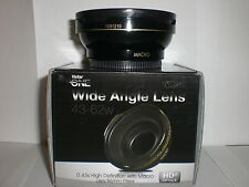 Vivitar Series ONE 43-62w Wide Angle Lens 62mm NEW IN BOX