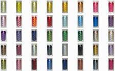 Marathon Embroidery Machine Thread Rayon 1000m Choice Of Most Popular Colours