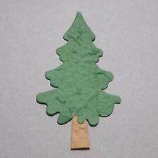 PK4 LUCE VERDE Xmas Tree muoiono tagli per le schede / ARTIGIANATO