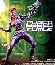 Top Cow Mattel Silvestri Cyberforce Ballistic Statue .