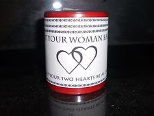 """Get Your Woman Back"" Love Candle - Voodoo, Wiccan, Occult, Hoodoo, Votive"